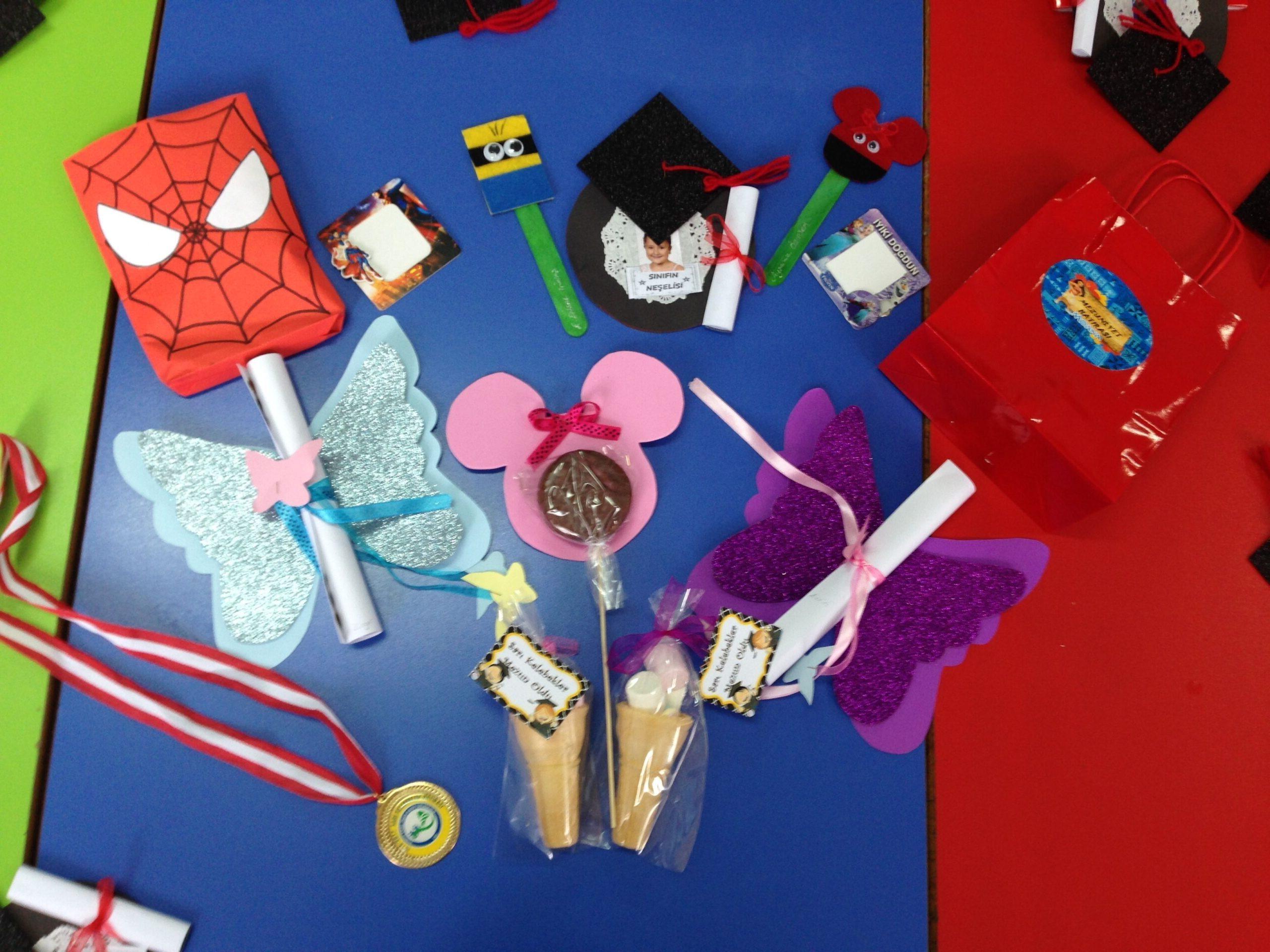 Okul öncesi çocuk için hediye fikirleri
